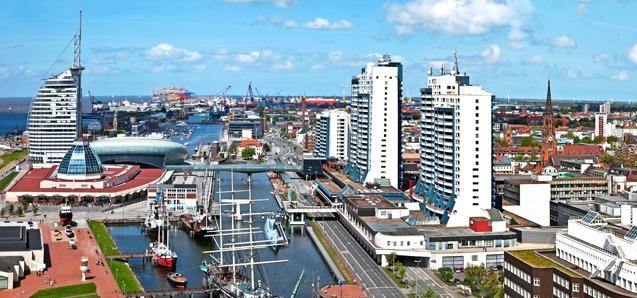 Bremerhaven - Panorama (Quelle: Adobe Stock)