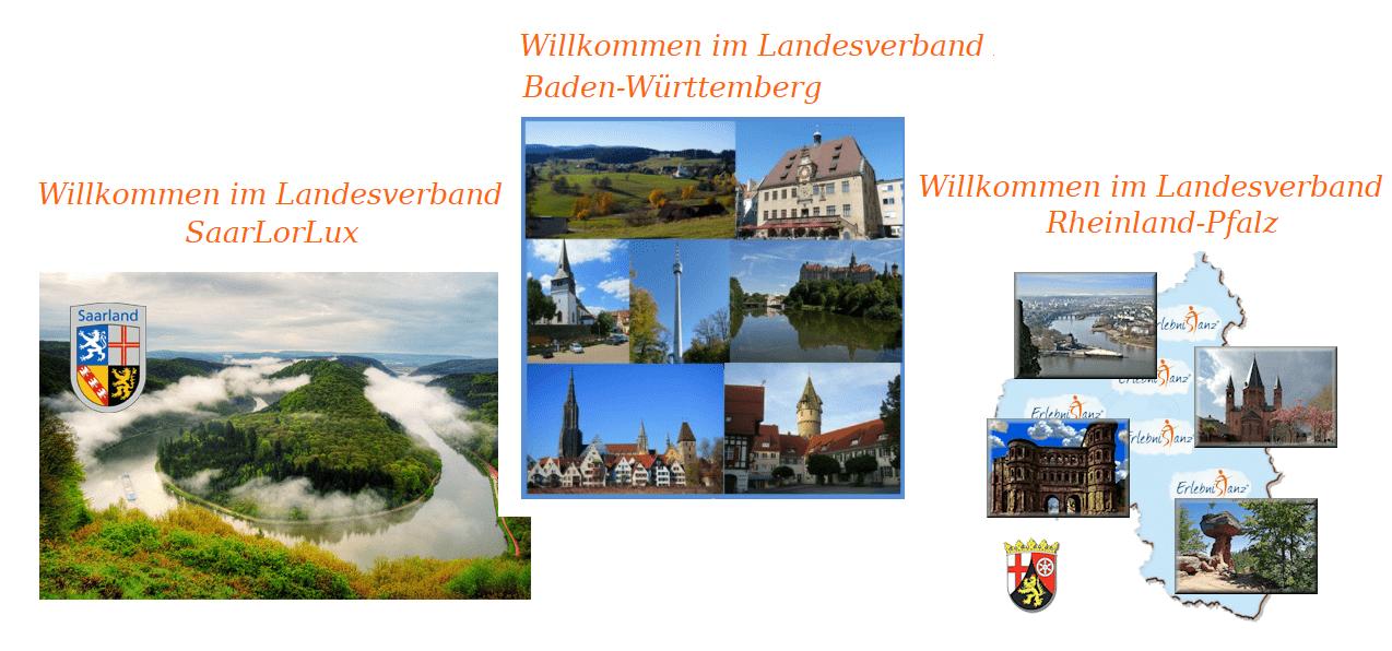 SaarLorLux - Baden-Württemberg - Rheinland-Pflaz
