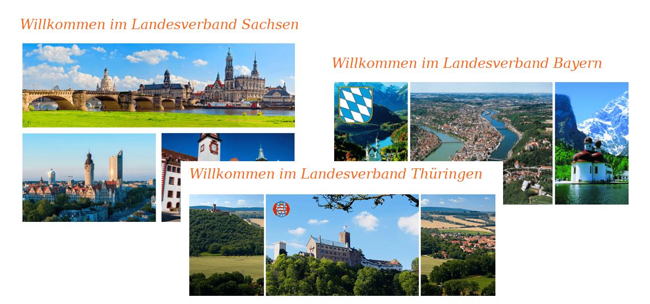 Bayern - Sachsen - Thüringen